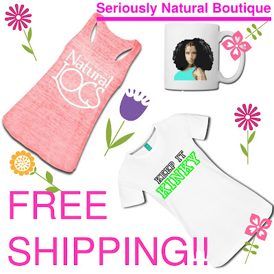 Check out the FREE SHIPPING on spring and summer gear at Seriously Natural Boutique