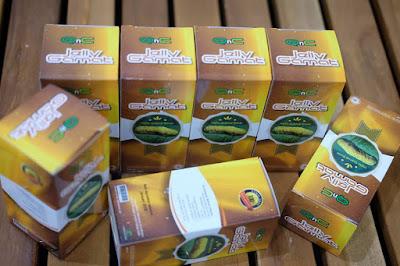 Produk QnC Jelly Gamat Asli