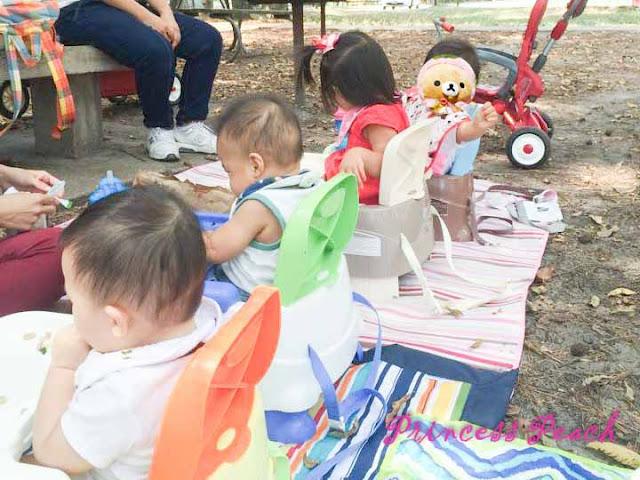 攜帶型兒童餐椅