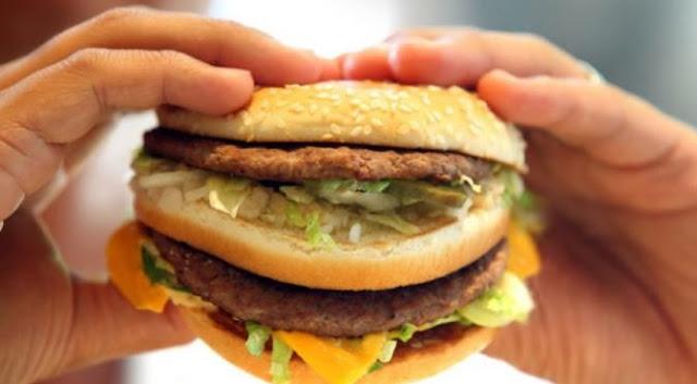 Dampak Negatif Makanan Cepat Saji