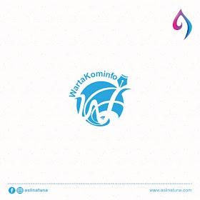 Desain Logo Warta Kominfo