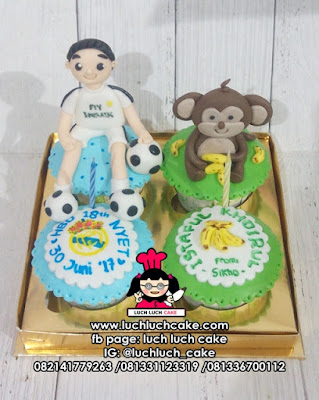 Cupcake Real Madrid