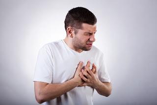 Tanda-tanda Serangan Jantung Tiba-tiba