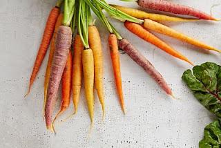 sol, betacarotenos, zanahoria