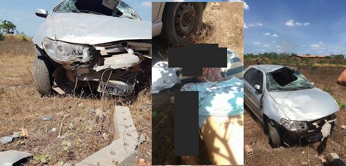 Motorista não resistiu aos ferimentos e morre ao ser transferido para Chapadinha.