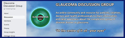 Glaucoma Discussion Group