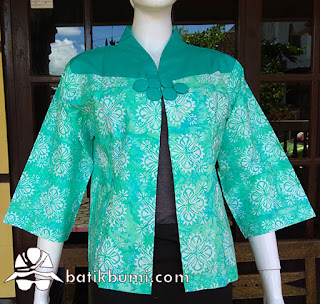 Batik Clover Tosca