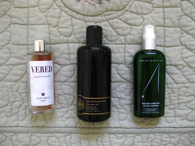 A liquid, a powder, and a gel…