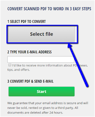 How To Edit Scanned PDF Documents Online