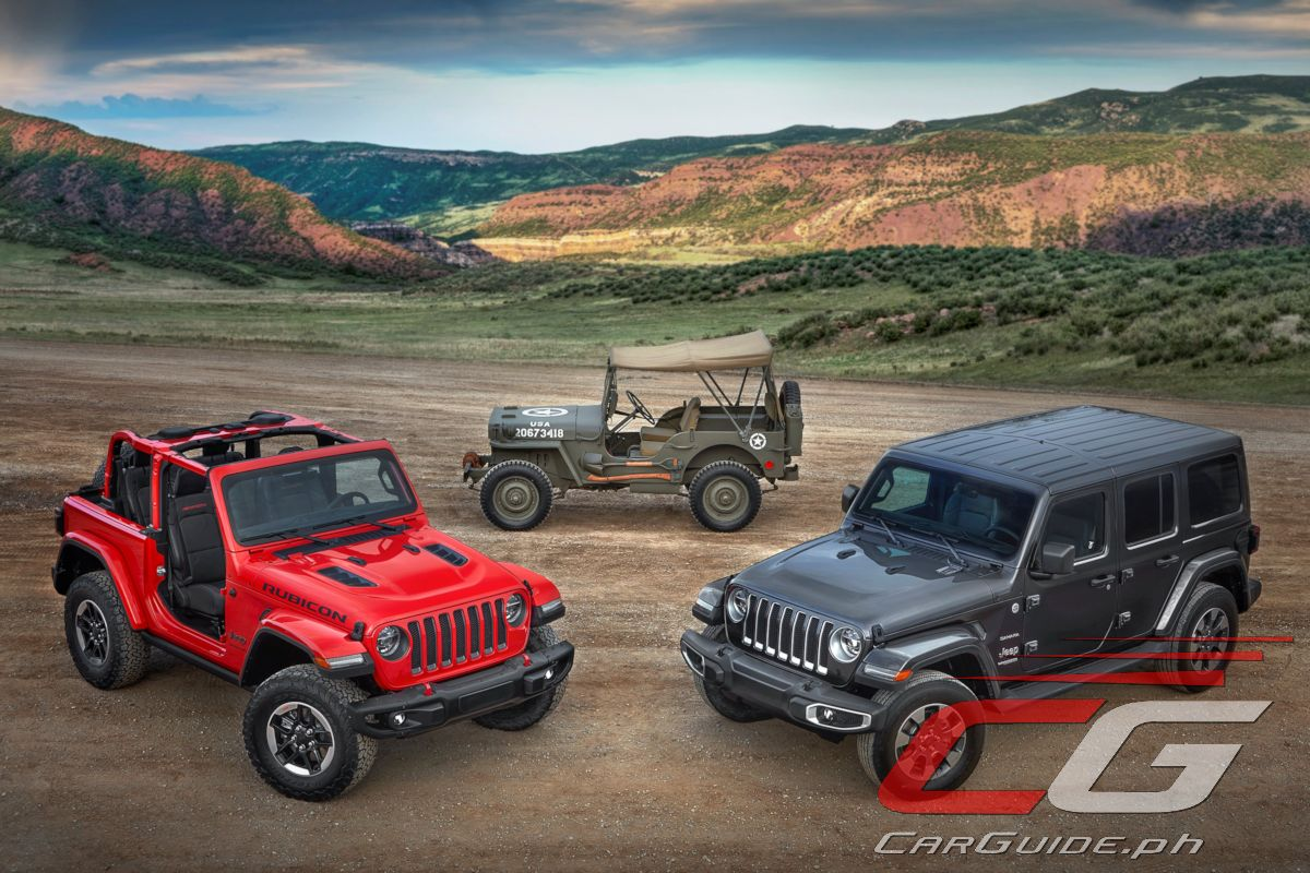 Jeep Has Just Unveiled The All New 2018 Wrangler A Thoroughly Modern Off Roader That Stays True To Its Roots It Features Advanced Engine Options