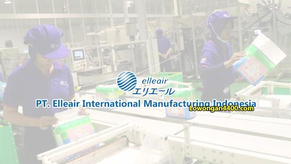 Lowongan Kerja PT. Elleair International Manufacturing Indonesia (EIMI) Juni 2020