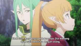 DOWNLOAD DanMachi Gaiden – Sword Oratoria Episode 1 Subtitle Indonesia