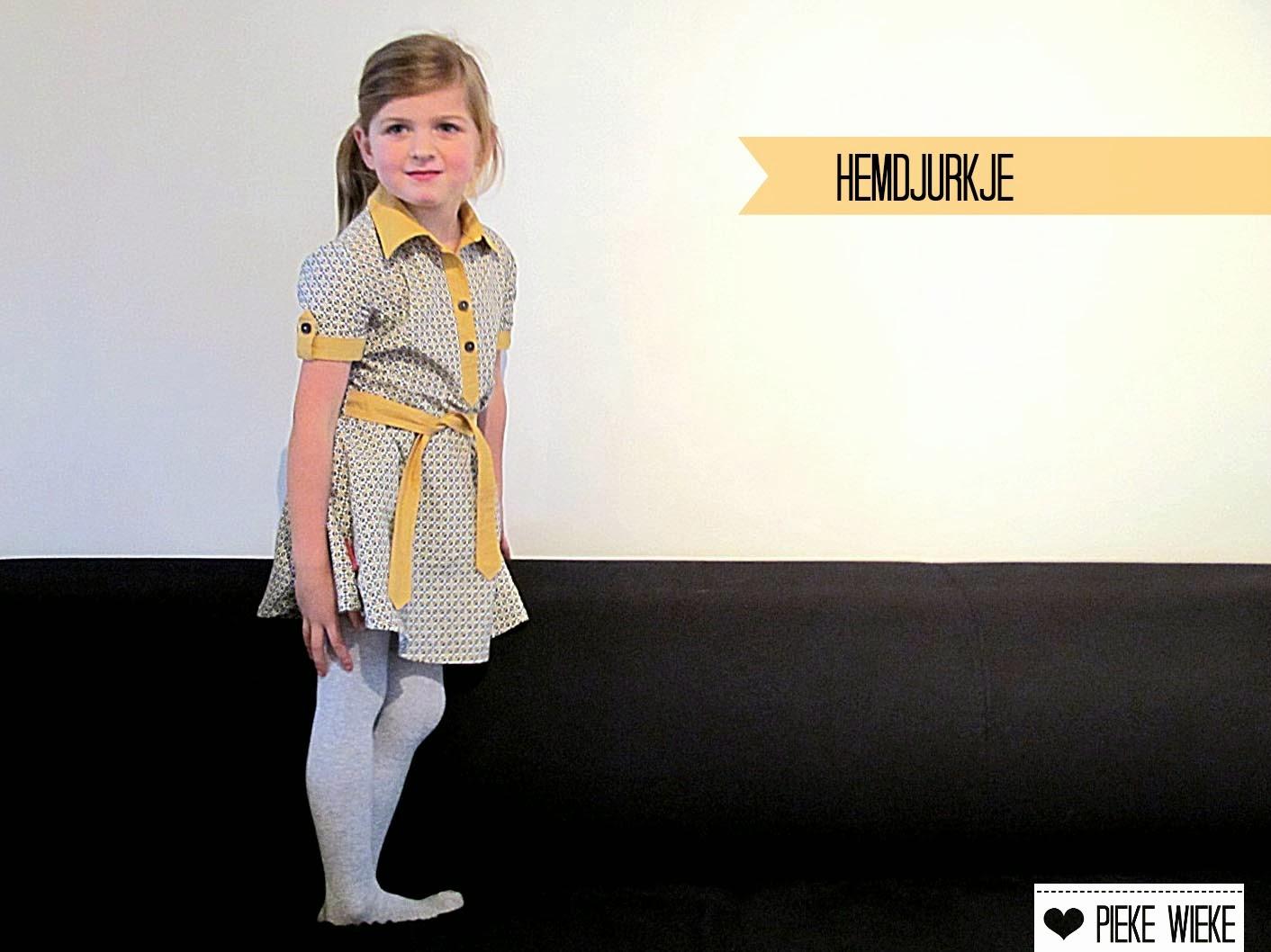 Pieke Wieke: Hemdjurkje