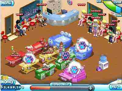 Paradise Pet Salon wallpapers, screenshots, images, photos, cover, poster