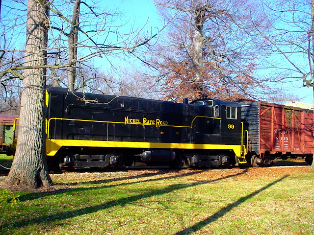 Indiana Transportation Museum - Noblesville, Indiana