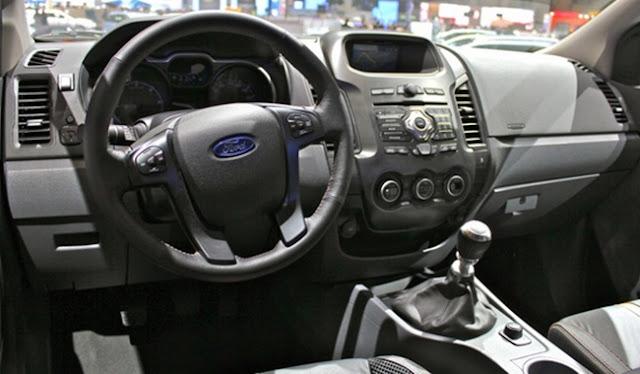 2016 Ford Ranger Wildtrak Australia