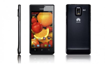Huawei diamond android mobile phone