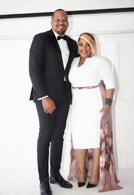 Anita Wilson marries Ric Robinson
