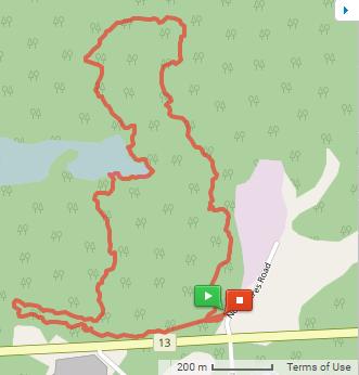 Hiking Log: Rural Rocks and Obese Side Trail