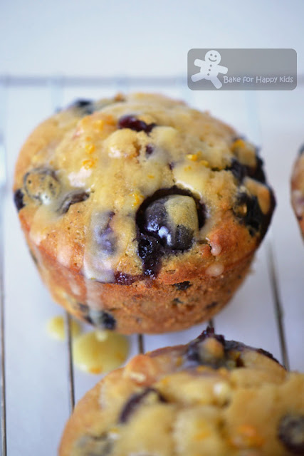 fruitburst fruit muffins