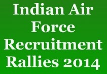 Indian Air Force Recruitment Rally image