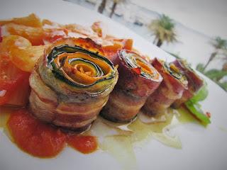 Three-color rolls