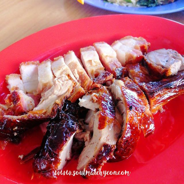 烧鸭烧肉; Gen2Gen 代代香传飲食坊, Miri