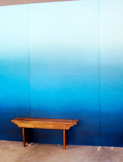 mag interiors ombre interiors. Black Bedroom Furniture Sets. Home Design Ideas