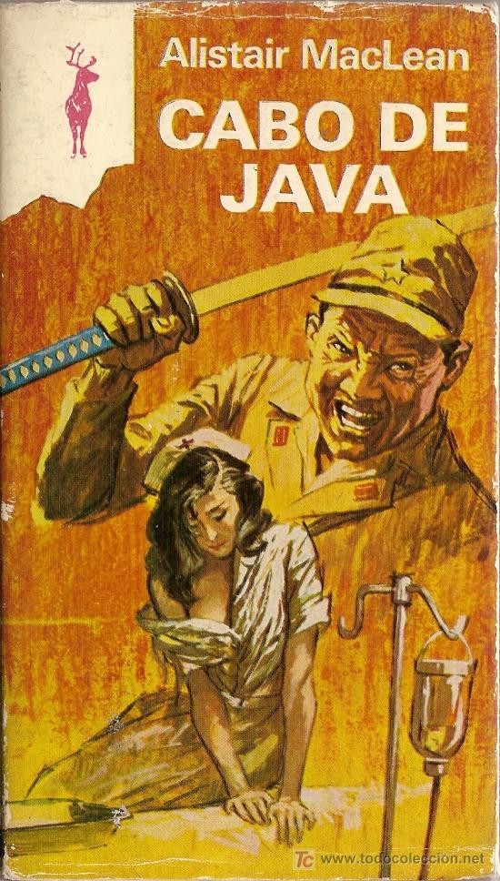 Cabo De Java – Alistair  Maclean