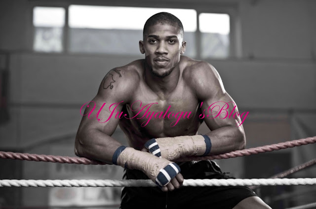 I'm Prepared For War Against Pulev – Anthony Joshua