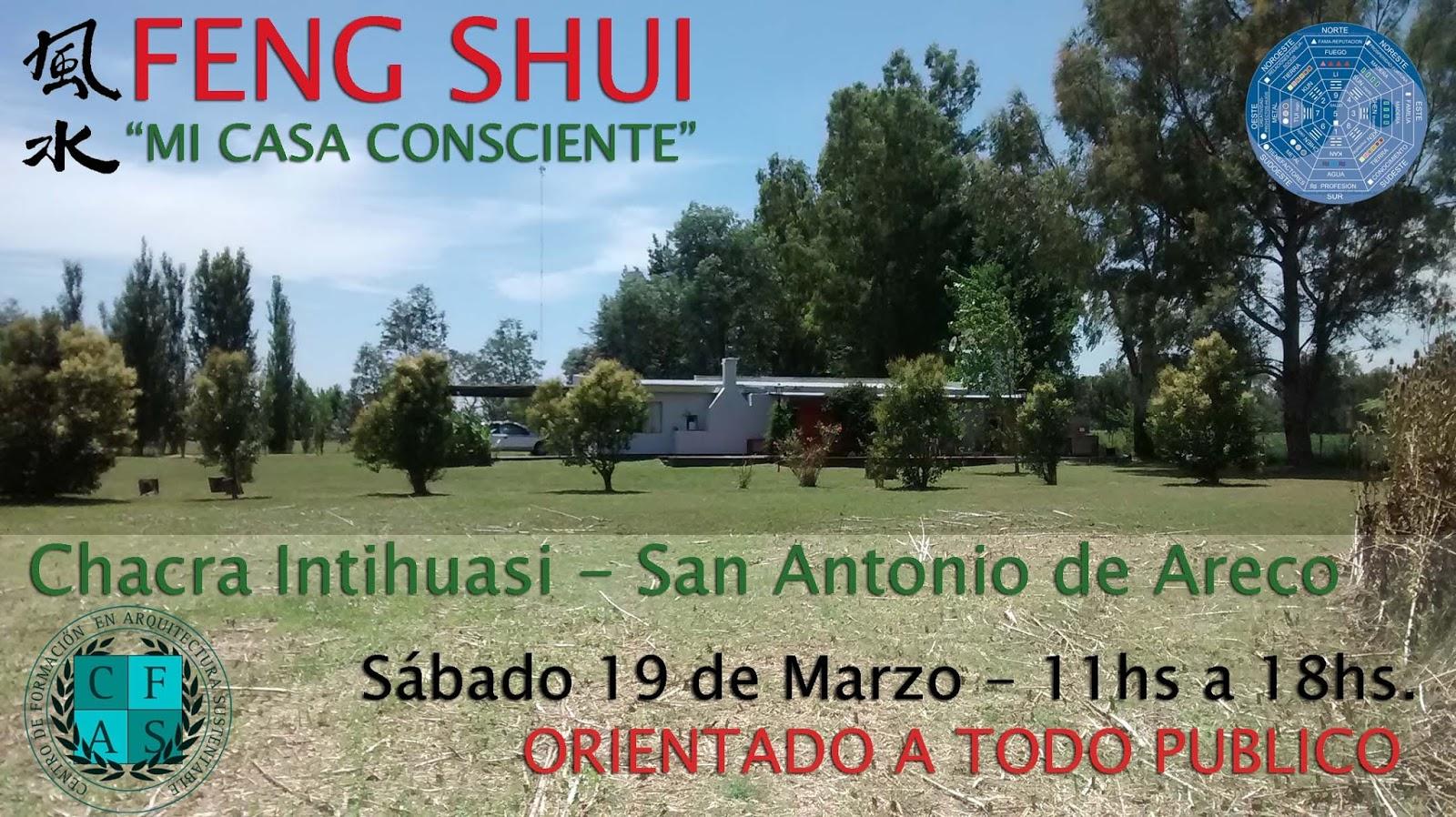 Arquitectura y feng shui taller de feng shui en san antonio de areco - Arquitectura y feng shui ...