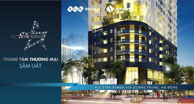 Tiện ích chung cư Flc Star Tower 418 Quang Trung