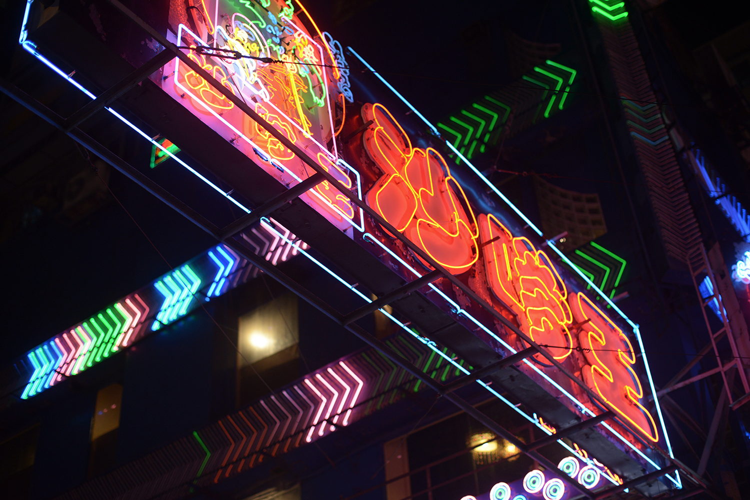 Neon Signs - Hong Kong, China | Night / FOREVERVANNY.com