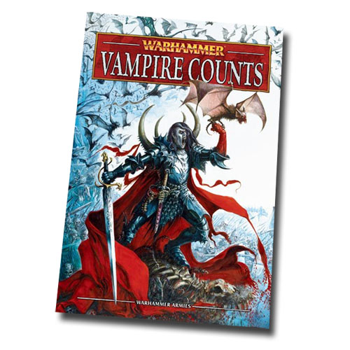 Vampire Counts Army Book 8th