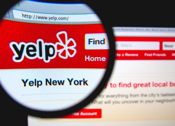 美國最大評價網站Yelp推警示工具