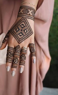 mehndi designs for fingers only 2018