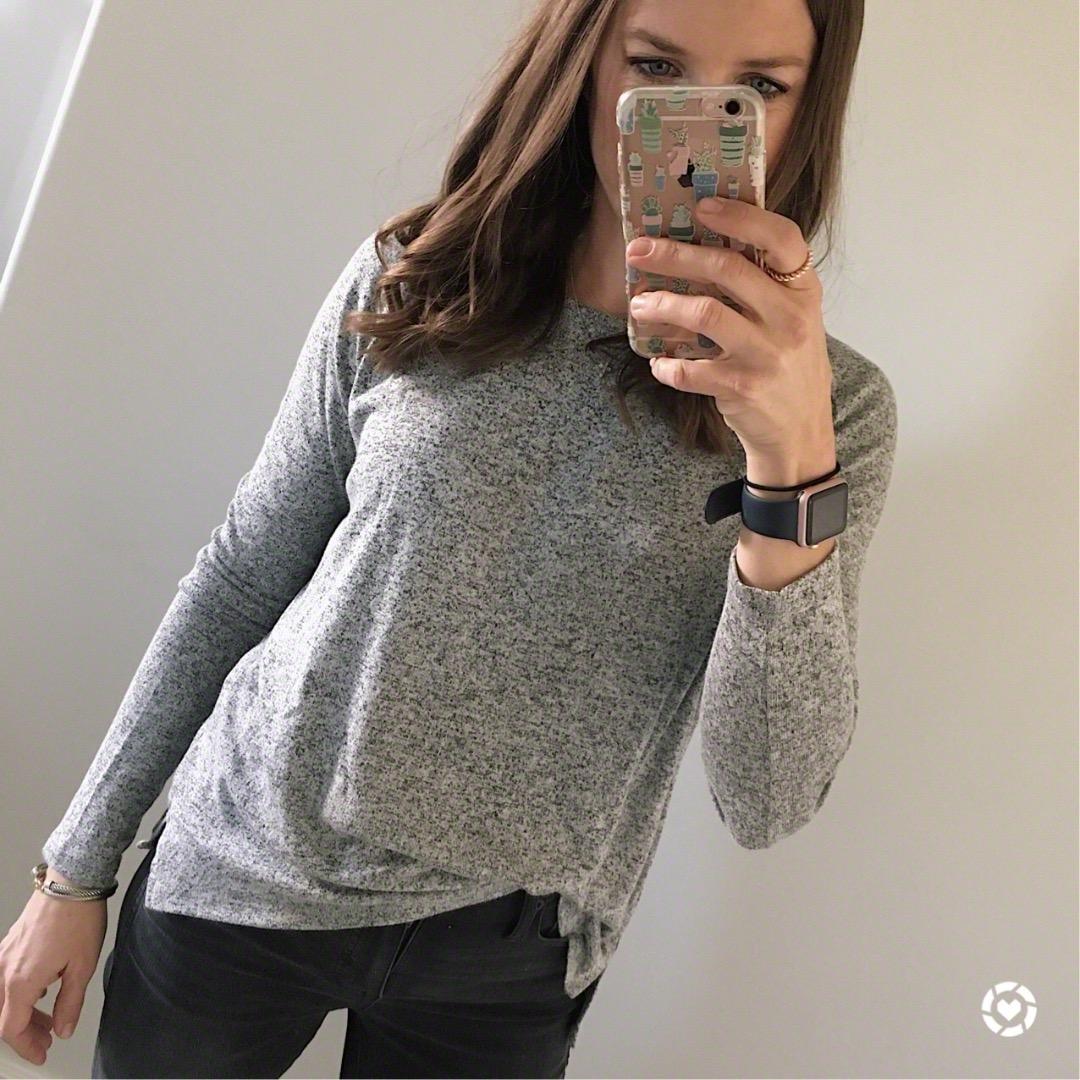 best gray tee