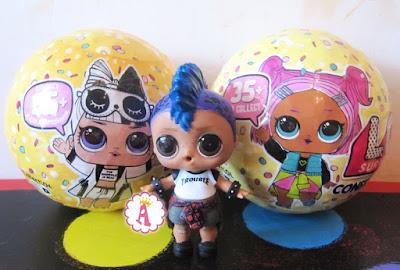 Куклы Лол 3 сезон 2018 года 1 и 2 волна с мальчиком панком