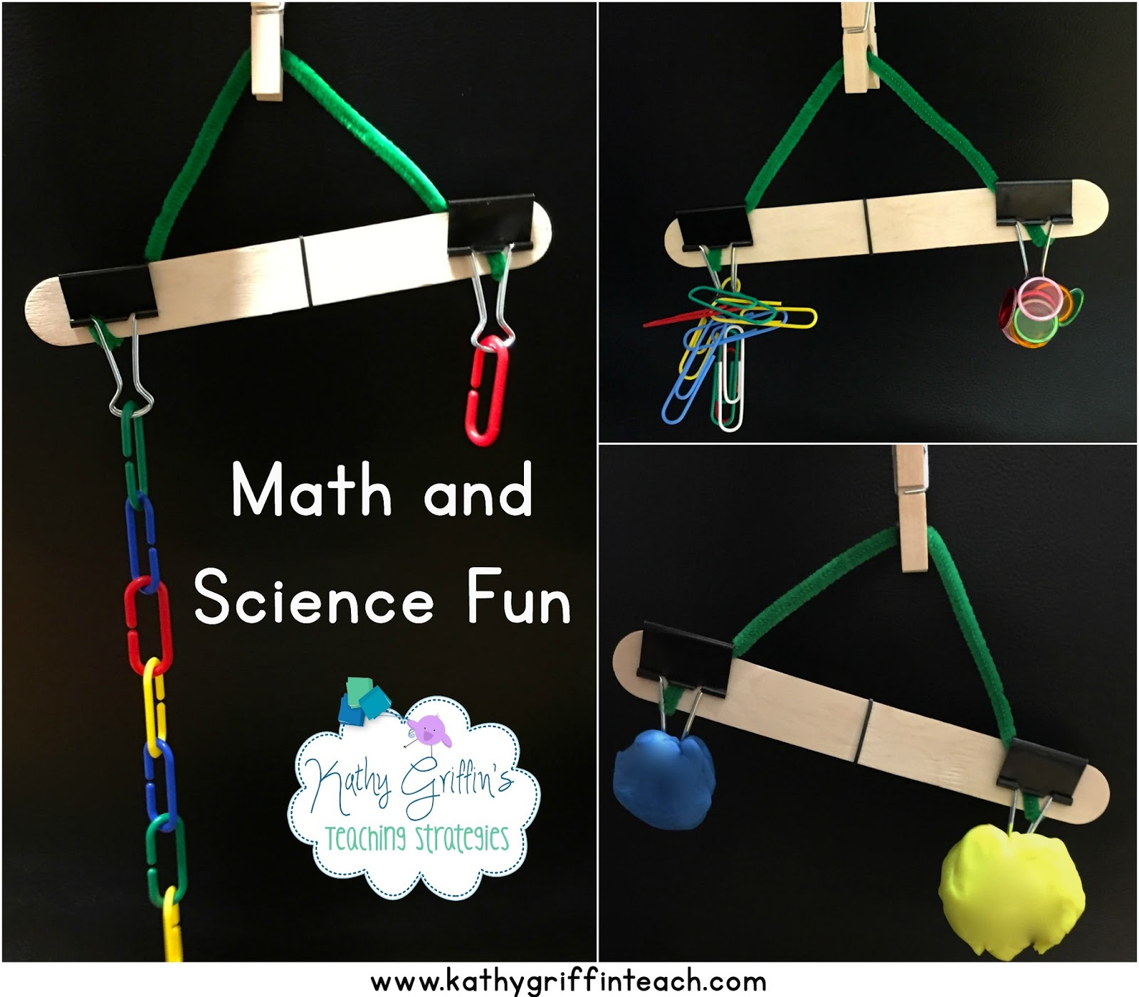 Math And Science Fun With Balance Scales Kathy Griffin S