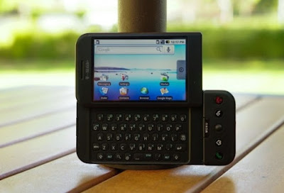 Yuk kepoin, Spesifikasi Hp Android Pertama Kali di Dunia
