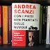 """""""Con i piedi ben piantati sulle nuvole"""", il libro di viaggio di Andrea Scanzi"""