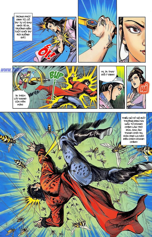 Tần Vương Doanh Chính chapter 12 trang 20