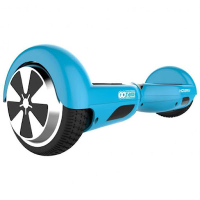 Enter the HOVERFLY Hoverboard by GOTRAX Giveaway. Ends 12/7