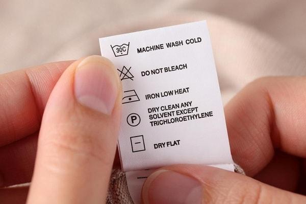 International Care Labeling Code Textile Learner