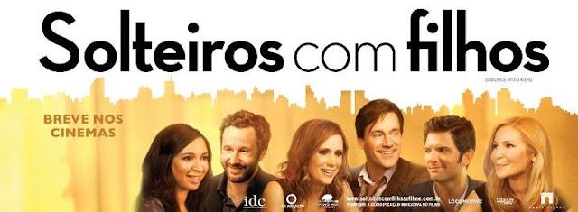 """#Promo: Concorra dois pares de ingressos do filme """"Solteiros com Filhos"""". 8"""