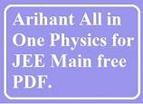 37 Years Iit Jee Arihant Pdf
