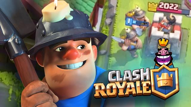 Mineiro - Clash Royale - Miner