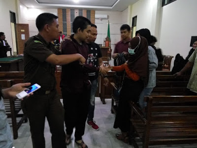Pelaku Teror Bom Transmart Lampung dan Pacar Sepakat Nikah September 2018