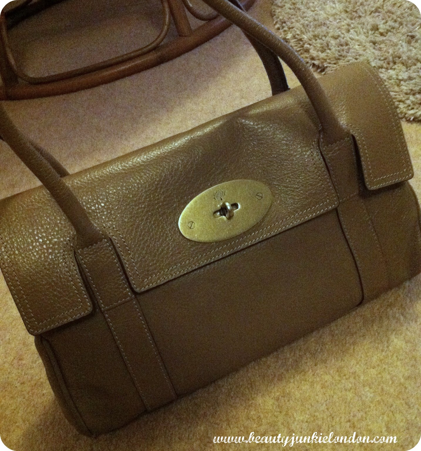 Mulberry East West Bayswater In Olive