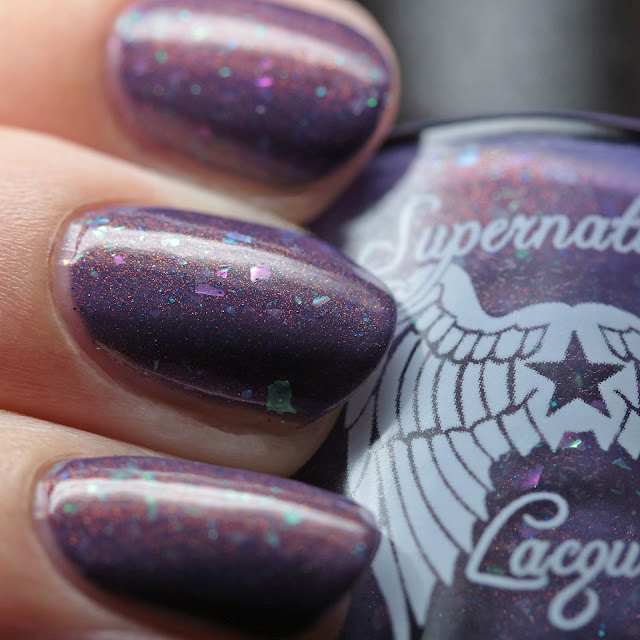 Supernatural Lacquer Foxglove